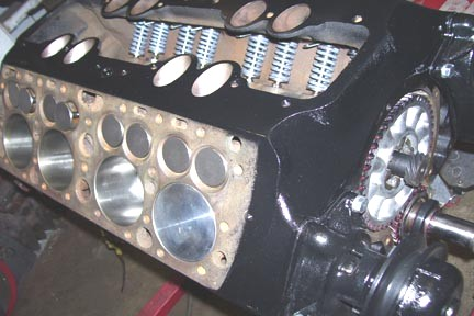 Custom Show Condition Flathead V8's! Add VALUE to your Hot Rod or
